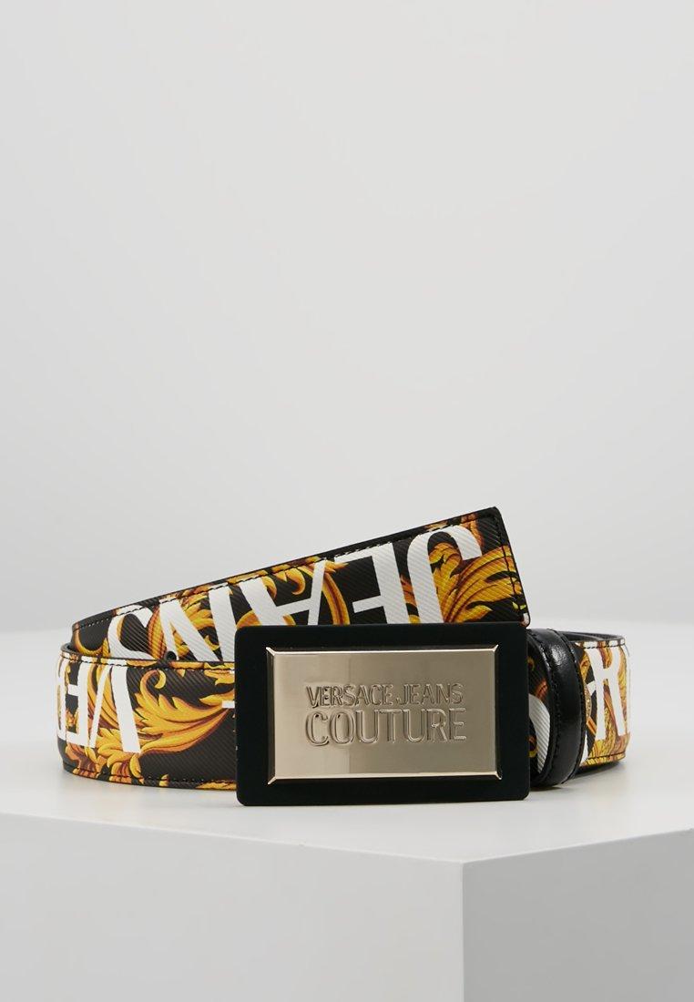 Versace Jeans Couture - LINEA UOMO  - Bælter - black/gold