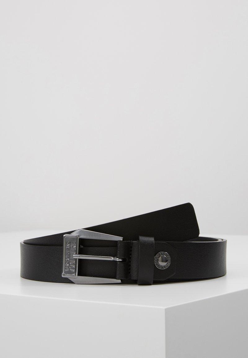 Versace Jeans Couture - LINEA UOMO - Pásek - black
