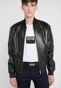 Versace Jeans Couture - Gürtel - black - 1