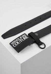 Versace Jeans Couture - Gürtel - black - 2