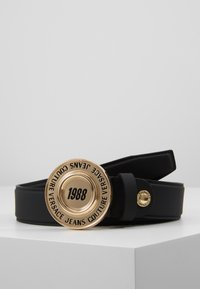Versace Jeans Couture - Pásek - black/gold-coloured - 0