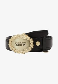 Versace Jeans Couture - Belt - black/gold - 2