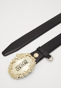 Versace Jeans Couture - Belt - black/gold - 4