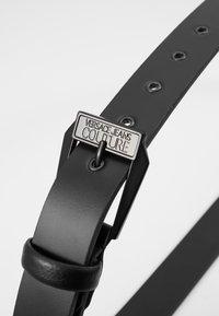 Versace Jeans Couture - Gürtel - black - 6