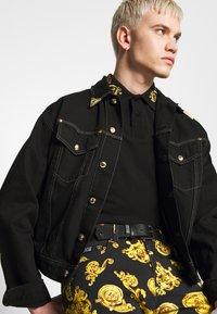 Versace Jeans Couture - Pásek - black - 1