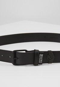 Versace Jeans Couture - Pásek - black - 4