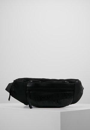 LINEA TARTAN - Bæltetasker - black