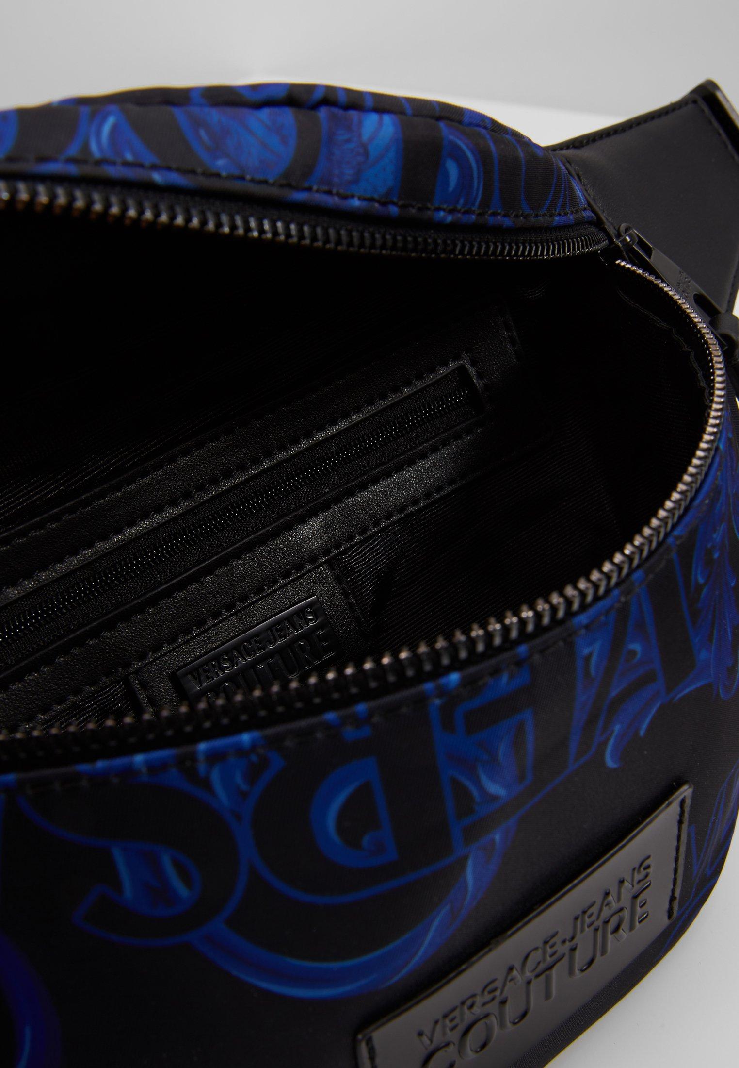 Jeans Blue BaroqueMarsupio Versace Logo Couture Linea doWxBEQrCe