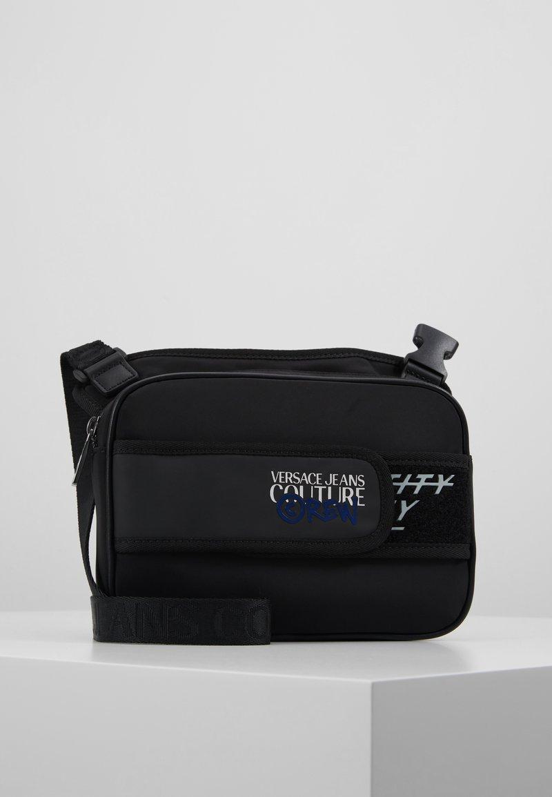 Versace Jeans Couture - LINEA - Sac bandoulière - black