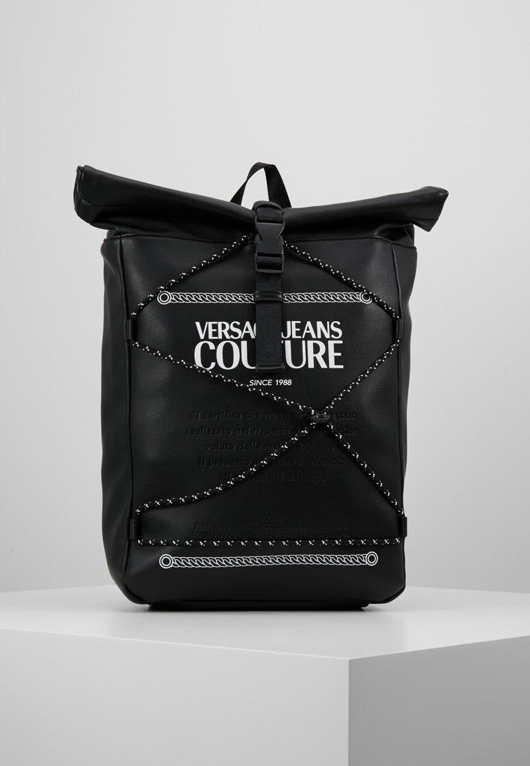 Versace Jeans Couture - LINEA MACROTAG  - Mochila - black