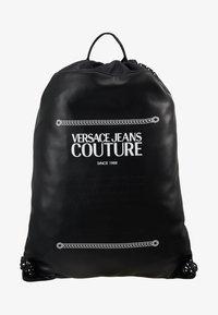 Versace Jeans Couture - LINEA MACROTAG - Sac à dos - black - 5