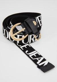 Versace Jeans Couture - Gürtel - black/white - 2
