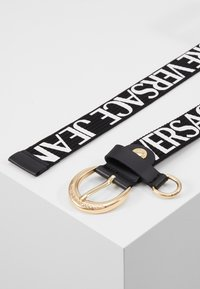 Versace Jeans Couture - Belt - black/white - 3