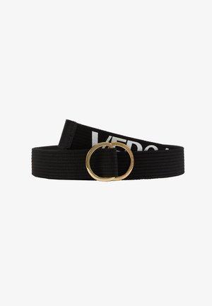 Belte - black/white