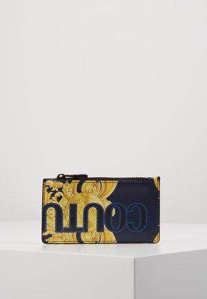 Portemonnee - navy/gold