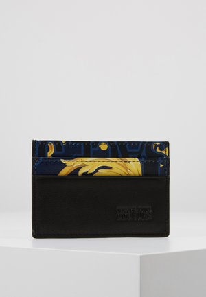 Portefeuille - navy/gold