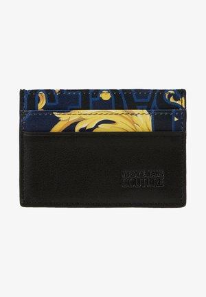 Portafoglio - navy/gold