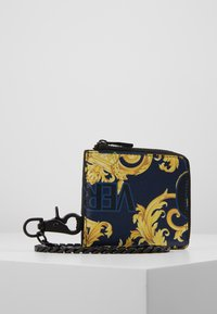 Versace Jeans Couture - Peněženka - navy/gold - 0