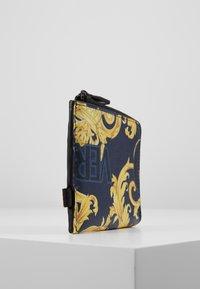 Versace Jeans Couture - Peněženka - navy/gold - 4