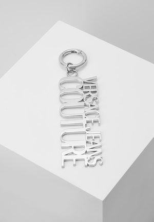Sleutelhanger - silver
