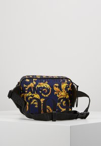Versace Jeans Couture - Schoudertas - navy/gold - 3