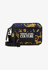 Versace Jeans Couture - Schoudertas - navy/gold - 1