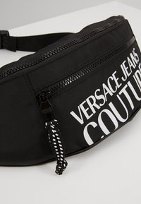 Versace Jeans Couture - Sac banane - black - 6