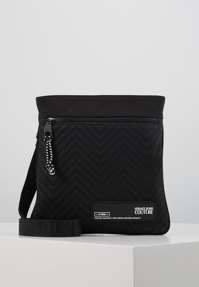 Versace Jeans Couture - Sac bandoulière - black