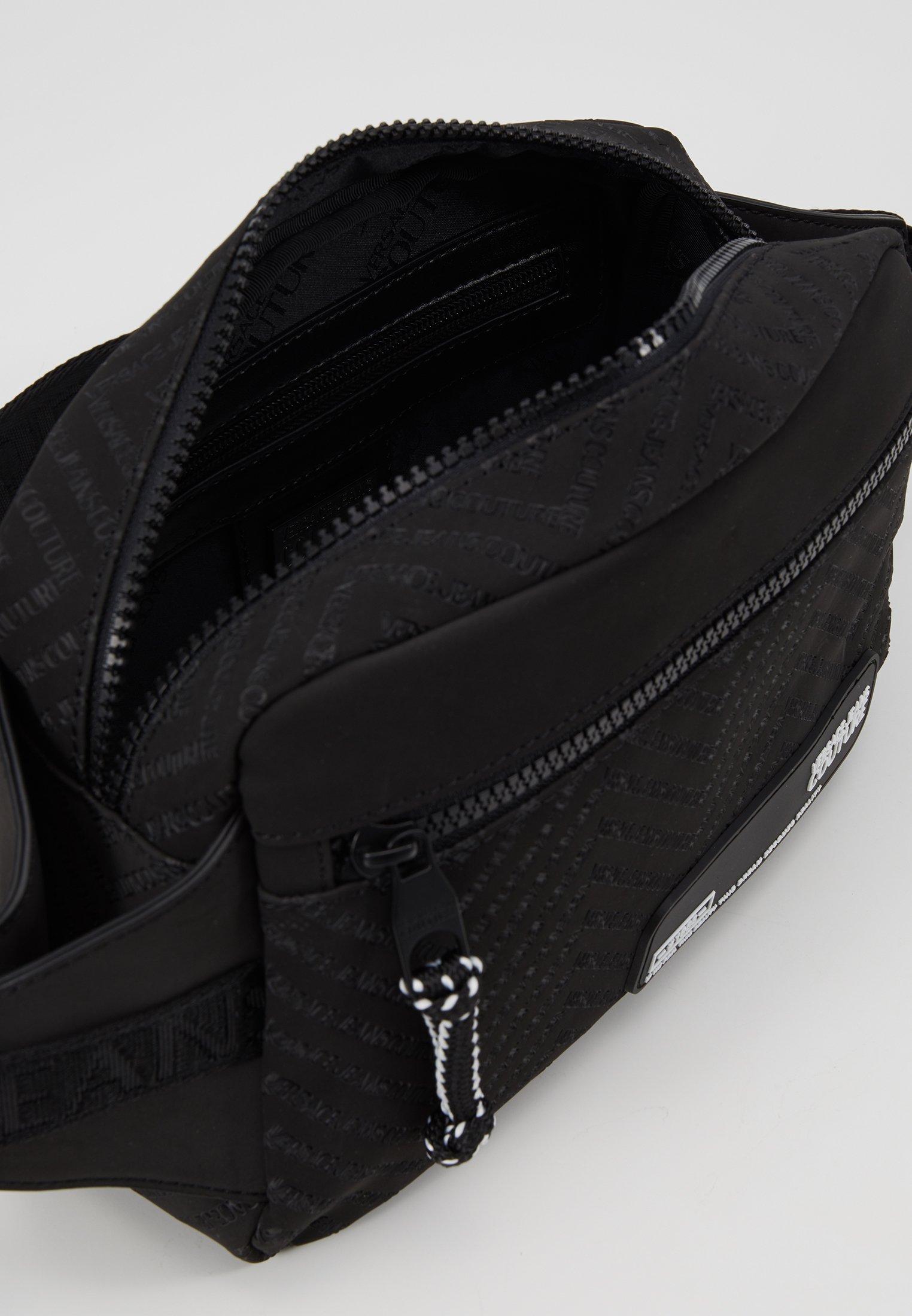 Versace Jeans Couture Sac Bandoulière - Black