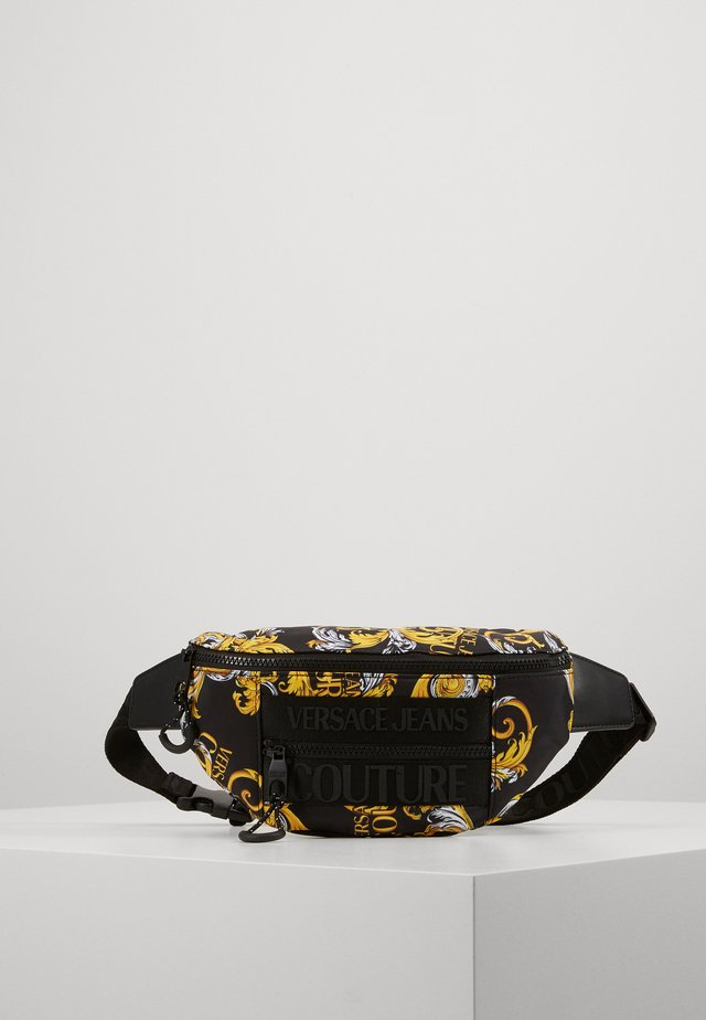 Bum bag - black/gold