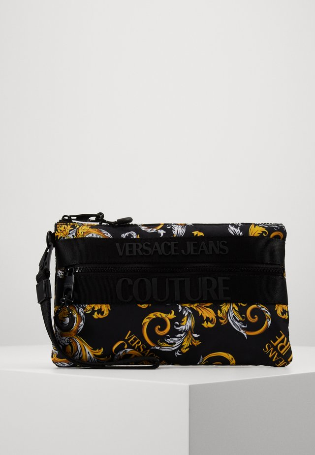Sac bandoulière - black/gold