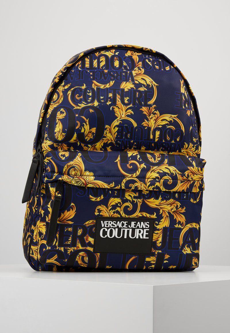 Versace Jeans Couture - Sac à dos - navy gold