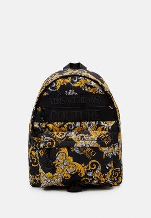 Plecak - black/gold