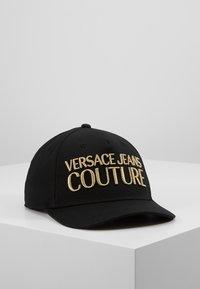 Versace Jeans Couture - Kšiltovka - black - 0