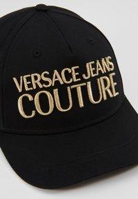 Versace Jeans Couture - Kšiltovka - black - 2