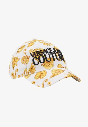Cap - white/gold