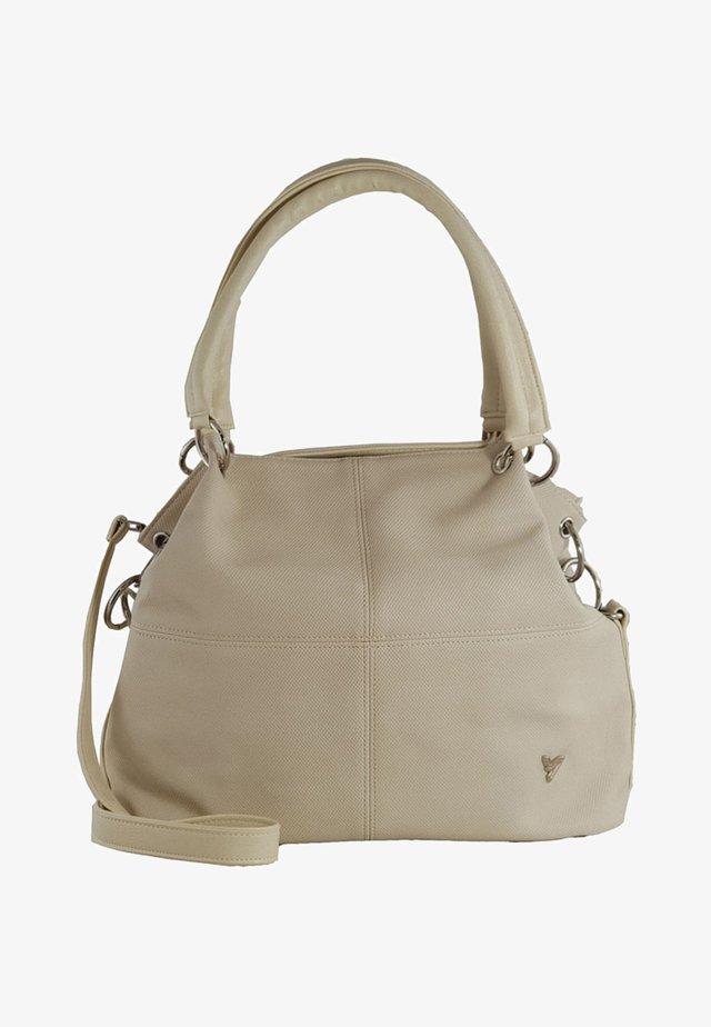 Shopper - light beige