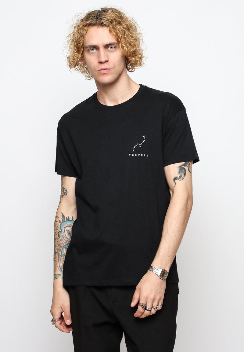 Vertere Berlin - T-shirt imprimé - black