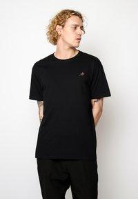 Vertere Berlin - T-shirt basique - black - 0