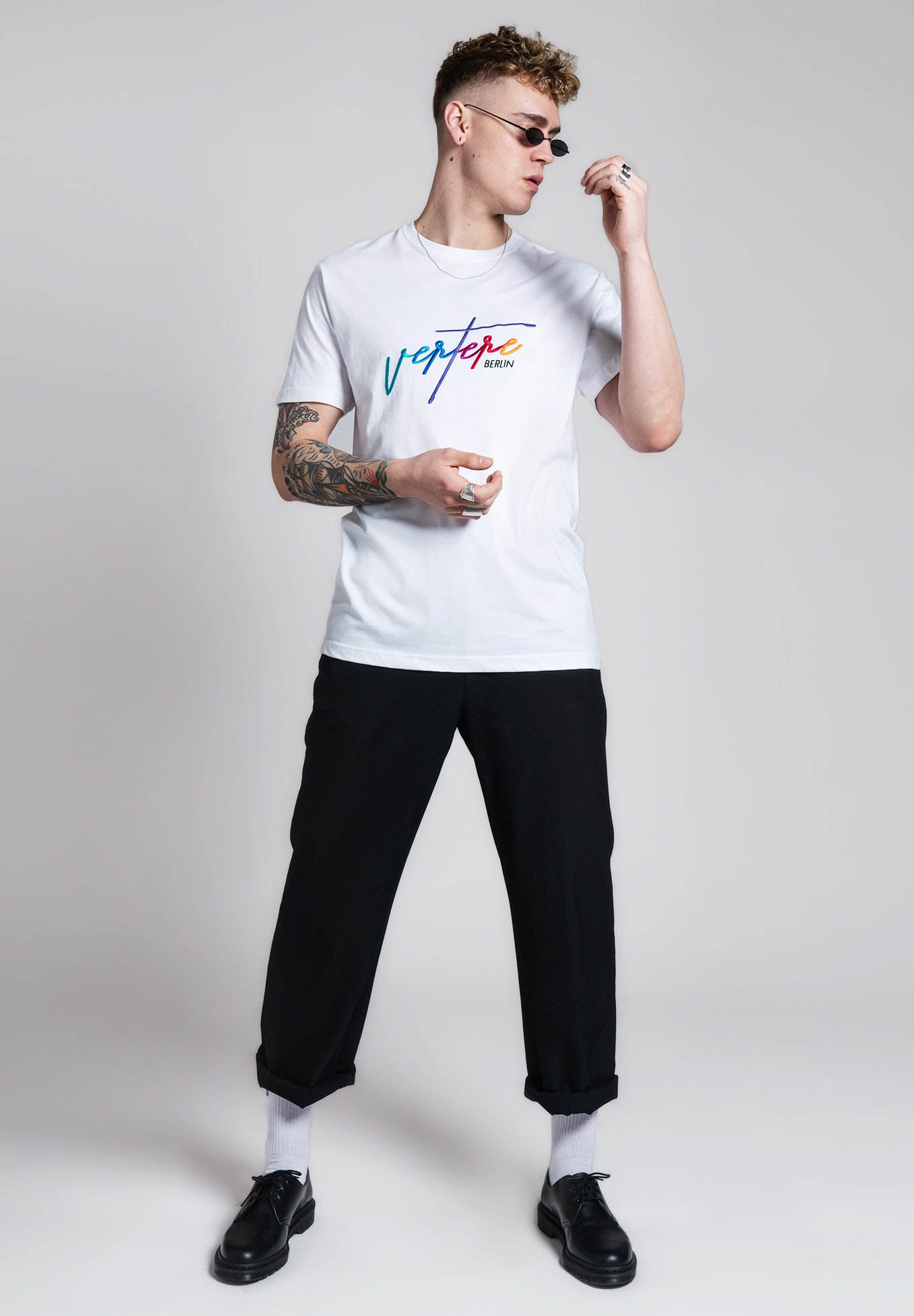 Vertere Berlin T-shirts Print - Weiß
