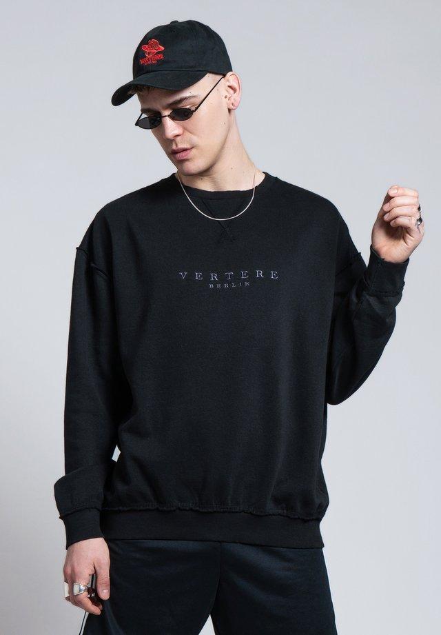 Sudadera - black