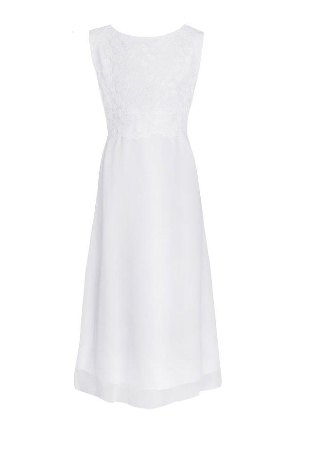 LENA - Cocktail dress / Party dress - weiß