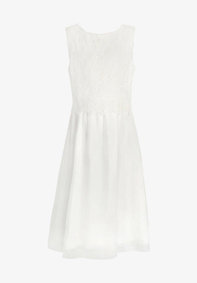 TILDA - Cocktail dress / Party dress - weiß