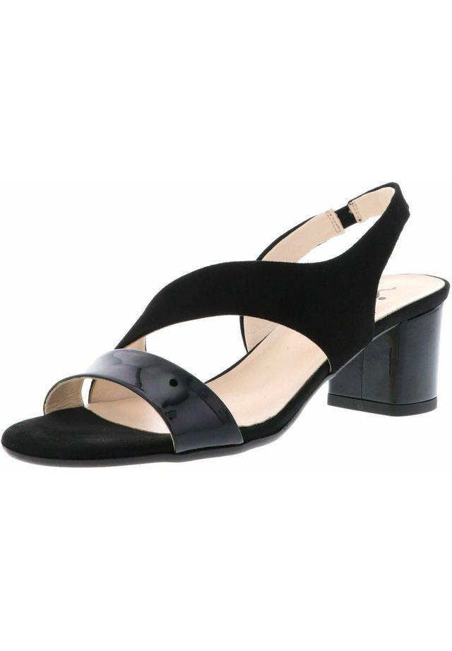 SLING - Sandals - schwarz