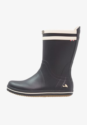 MATROS II - Wellies - navy/white