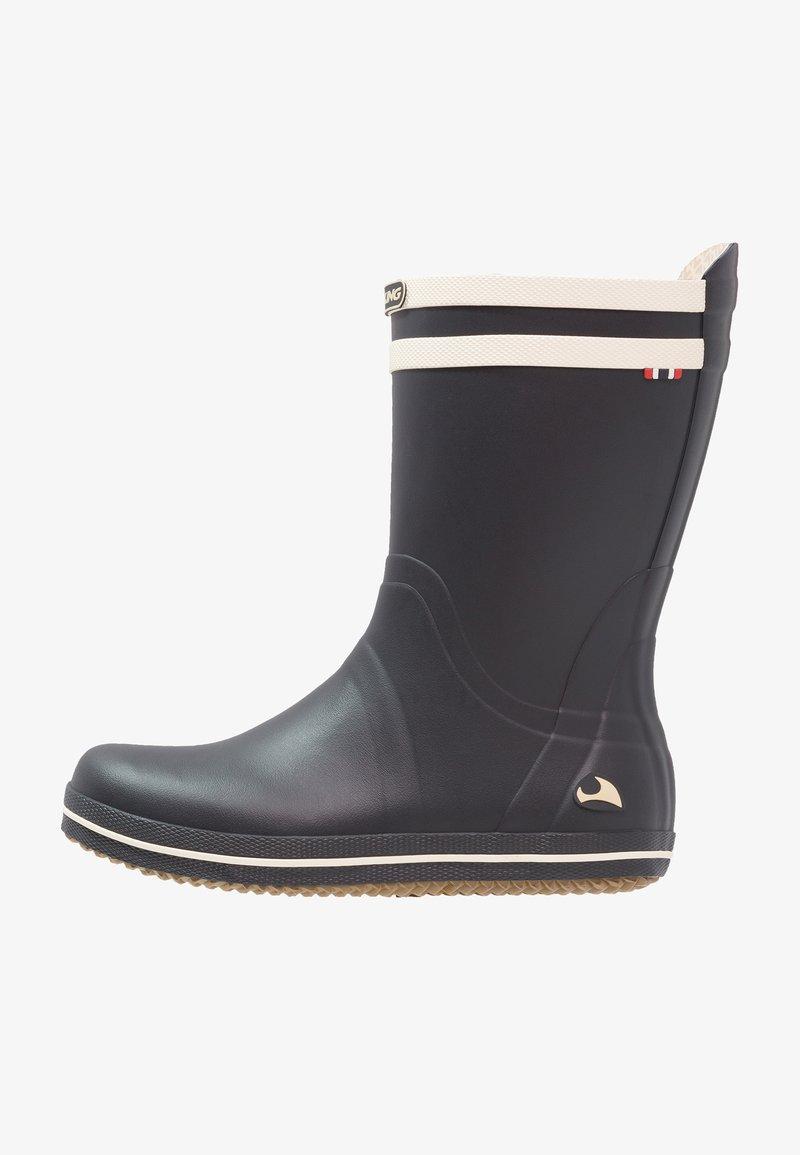 Viking - MATROS II - Stivali di gomma - navy/white