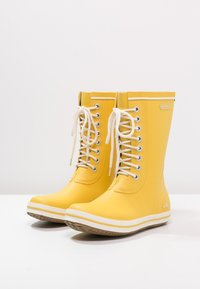 Viking - RETRO LIGHT - Wellies - yellow - 2
