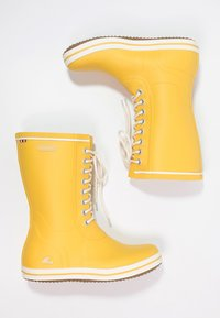 Viking - RETRO LIGHT - Wellies - yellow - 1