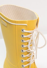 Viking - RETRO LIGHT - Wellies - yellow - 5