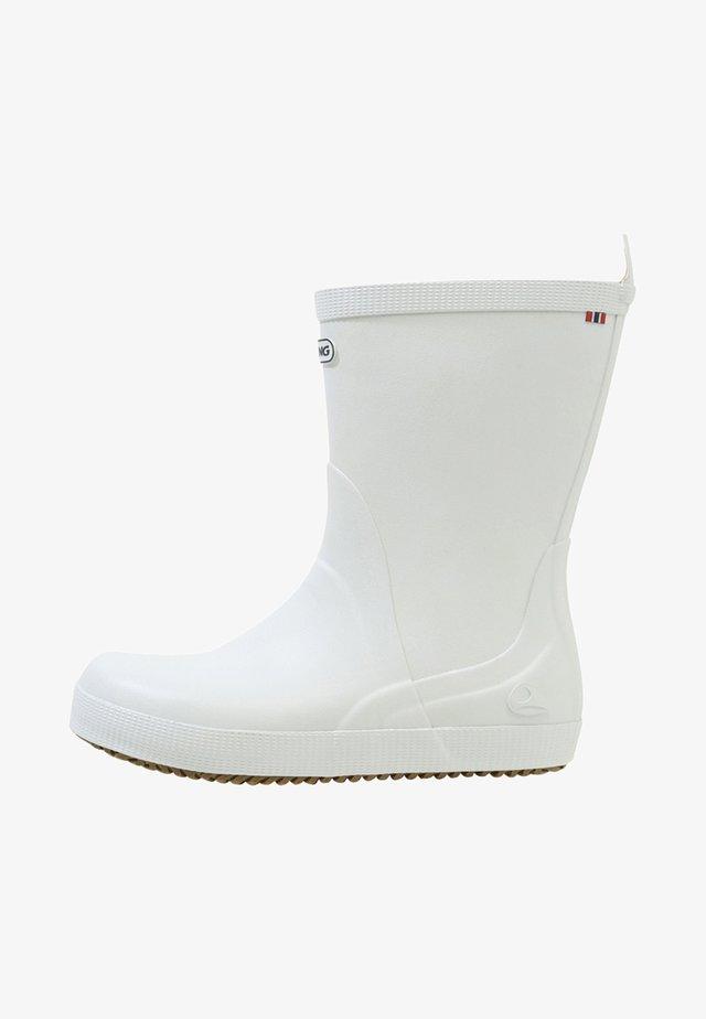 SEILAS - Regenlaarzen - white